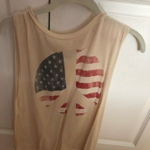 Nordstrom American Peace Shirt